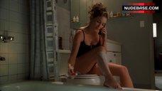 7. Drea De Matteo in Sexy Bra – The Sopranos