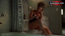 8. Drea De Matteo in Sexy Bra – The Sopranos