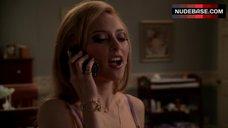 9. Drea De Matteo in Sexy Bra – The Sopranos