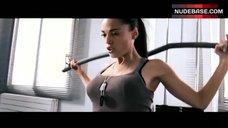 Rey Reyes Hot Scene in Gym – Sky Fighters
