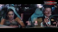 Paula Patton Sexy in Corset – Mission: Impossible - Ghost Protocol