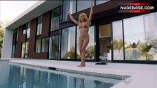 Hayden Panettiere Bikini Scene – Nashville