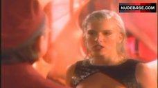 10. Eva Habermann Naked Breasts – Lexx