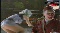 10. Eva Habermann Flashing Panties – Lexx