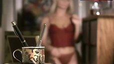 Cheri Lynn Lingerie Scene – Sideline Secrets