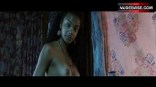 9. Lucy Ramos Shows Breasts and Butt – Turistas