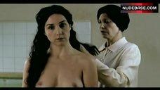 Elsa Zylberstin Topless Scene – La Petite Jerusalem