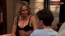 Katherine Lanasa in Sexy Lingerie – Two And A Half Men