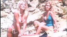 Lydia Cornell Bikini Scene – Blood Tide
