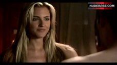 10. Candace Kroslak Topless – American Pie Presents The Naked Mile