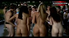 Jaclyn A. Smith Bare Breasts and Ass – American Pie Presents The Naked Mile