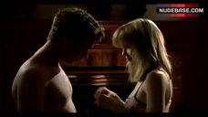 4. Jessy Schram Sexy Scene – American Pie Presents The Naked Mile