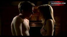 6. Jessy Schram Sexy Scene – American Pie Presents The Naked Mile