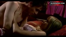 Jessy Schram Sexy Scene – American Pie Presents The Naked Mile