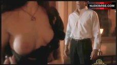 Isa Jank Shows Breasts – Night Angel