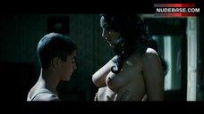 8. Monica Bellucci Full Frontal Nude – Malena