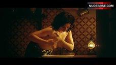 3. Monica Bellucci Nude Tits – Malena