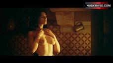 7. Monica Bellucci Nude Tits – Malena