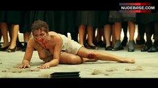 5. Monica Bellucci Shows Bare Tits – Malena
