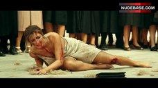 6. Monica Bellucci Shows Bare Tits – Malena