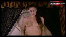 Monica Bellucci Topless Scene – Ostinato Destino