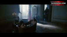 Monica Bellucci Scene in Bathtub – Napoleon Et Moi