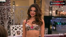 Noureen Dewulf Lingerie Scene – Anger Management