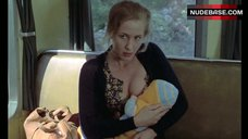 3. Brigitte Fossey Breast Feeding – Going Places