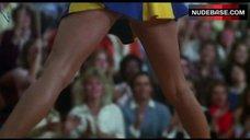 1. Michele Drake Upskirt – The Hollywood Knights