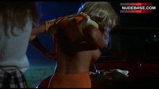 10. Dawn Clark Boobs Scene – The Hollywood Knights