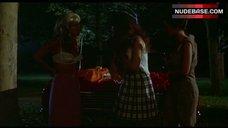 2. Dawn Clark Boobs Scene – The Hollywood Knights