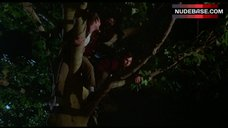 3. Dawn Clark Boobs Scene – The Hollywood Knights