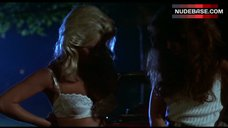 5. Dawn Clark Boobs Scene – The Hollywood Knights