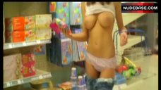 Keeley Hazell Boobs Scene – Cashback