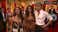 Brooke Burke Charvet Cleavage – Dancing With The Stars