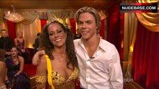 Brooke Burke Charvet Intimate Scene – Dancing With The Stars