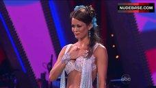 Brooke Burke Charvet Hot Scene – Dancing With The Stars
