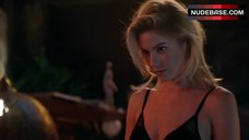 Laura Ramsey in Bra – Hindsight