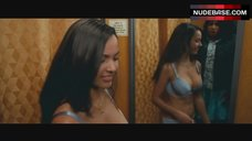 Jessica Lucas Lingerie Scene – Big Mommas: Like Father, Like Son