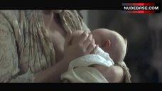 Jennifer Ehle Breast Feeding – Wilde