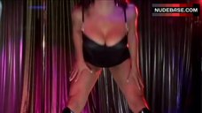Julia Benson Seductive Dancing – Road To Victory
