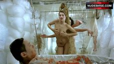 Laetitia Casta Seductive Dancing – Face