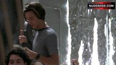 8. Tara Summers Boobs Scene – Factory Girl