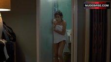 Stacey Nelin Only in Towel – Halloween Iii