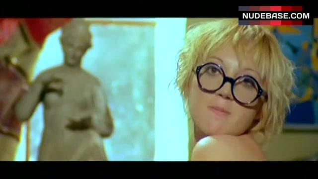 Nackt  Angela Doria The Sinking