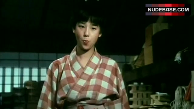 Kanako Higuchi  nackt