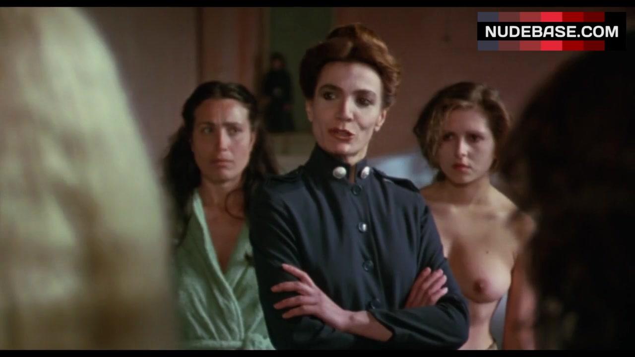 Antonella Giacomini  nackt