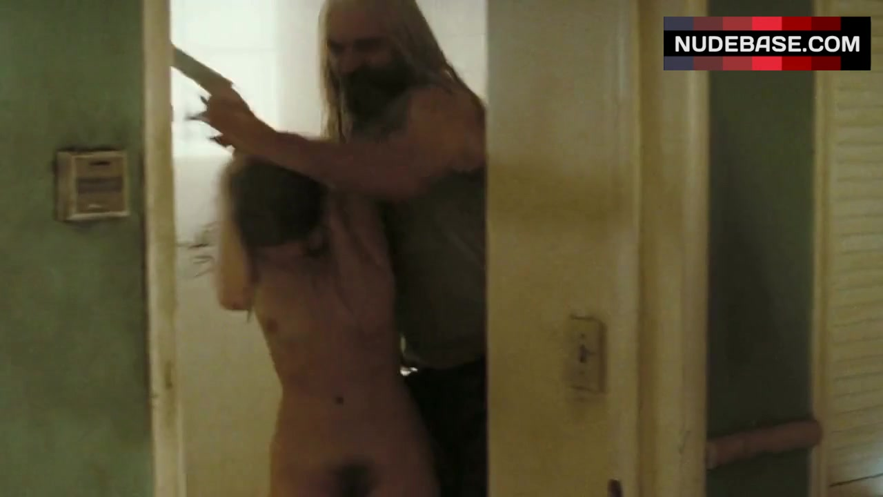 Blonde from devils rejects naked, sexy blonde fucking story