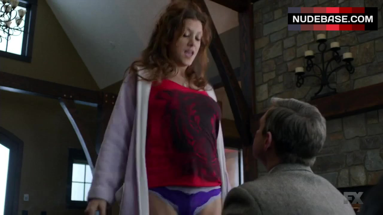 Til that my sister is one of the sexy fish girls in fargo the television series