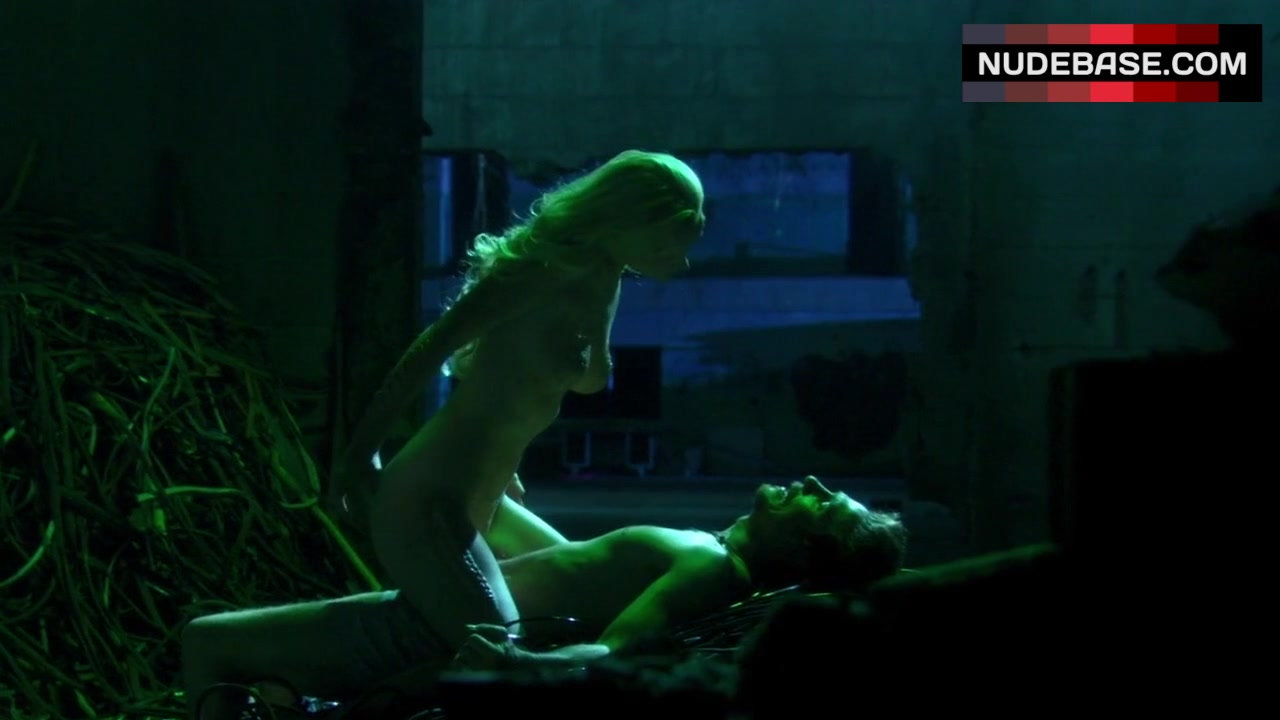 Helena Mattsson Full Naked – Species: The Awakening ...